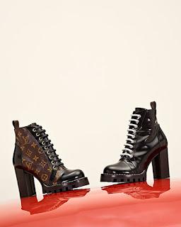 ♦Louis Vuitton Star Trail Boots #brilliantluxury