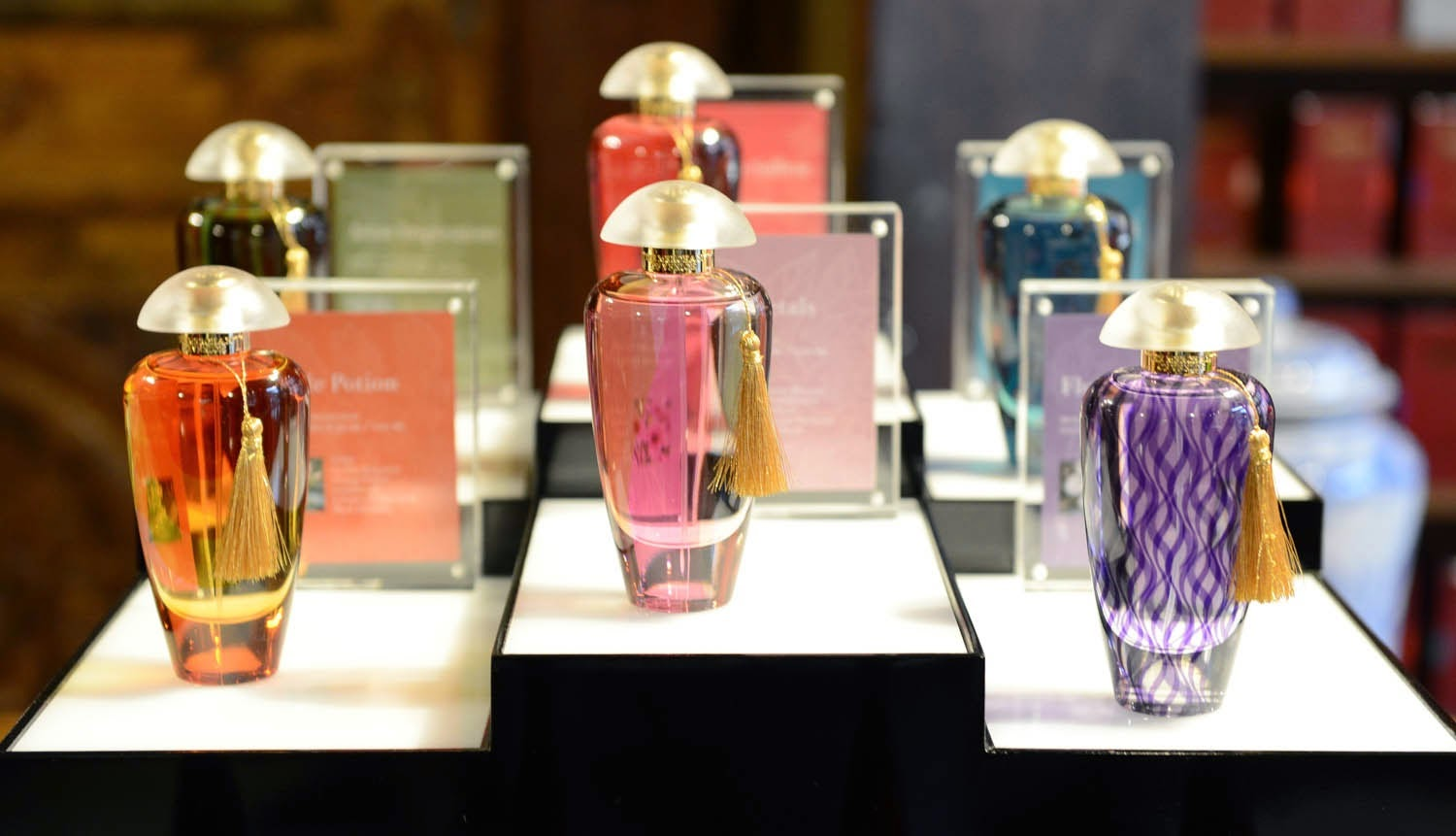 "The Merchant of Venice: i profumi della ""Murano Collection"""