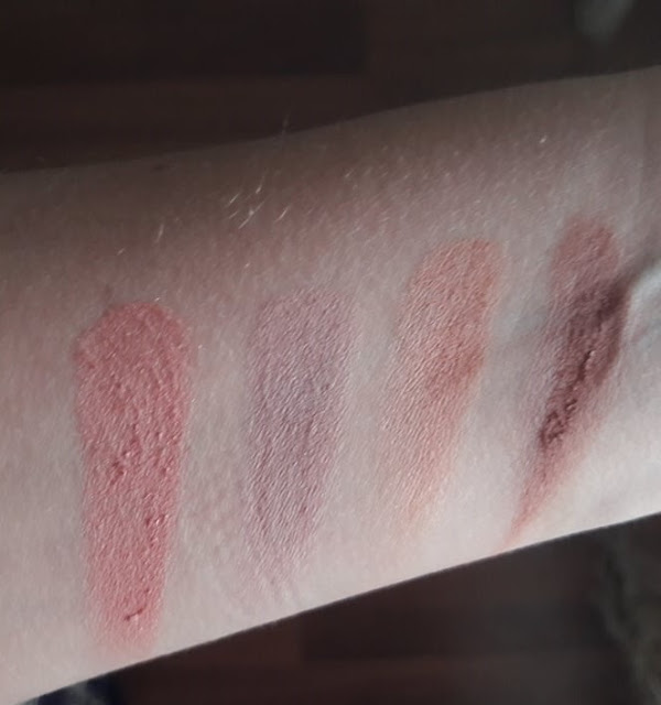 Mad about mauve swatch rumenila notino.hr