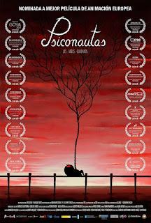 Cartel: Psiconautas, los niños olvidados (2015)