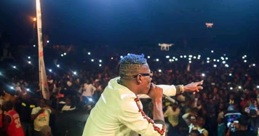 Shatta Wale — All Eyes On Me (Prod. By Shawerz Ebiem) | Ghanamotion.Net - Ghana Nigeria Music and Multimedia