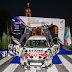Berdomás - Rivero consiguen el tercer triunfo en la Peugeot Rally Cup