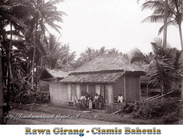 Sejarah Rawa Lakbok Ciamis Bahasa Sunda