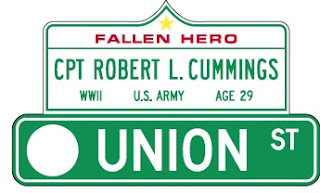 Fallen Hero: Cummings