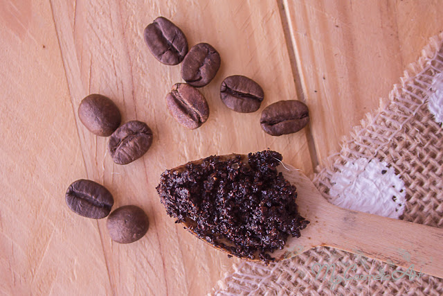Exfoliante corporal de café... de Blushion - Mercadona