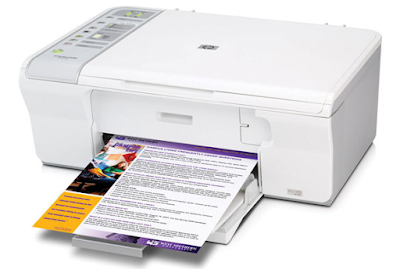HP Deskjet F4280 All-in-One Printer Driver Download