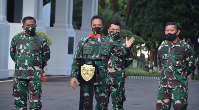 Secapa AD Jadi Klaster Covid-19, Pengamat Militer: Ada Kesan Para Petinggi TNI Meremehkan Situasi