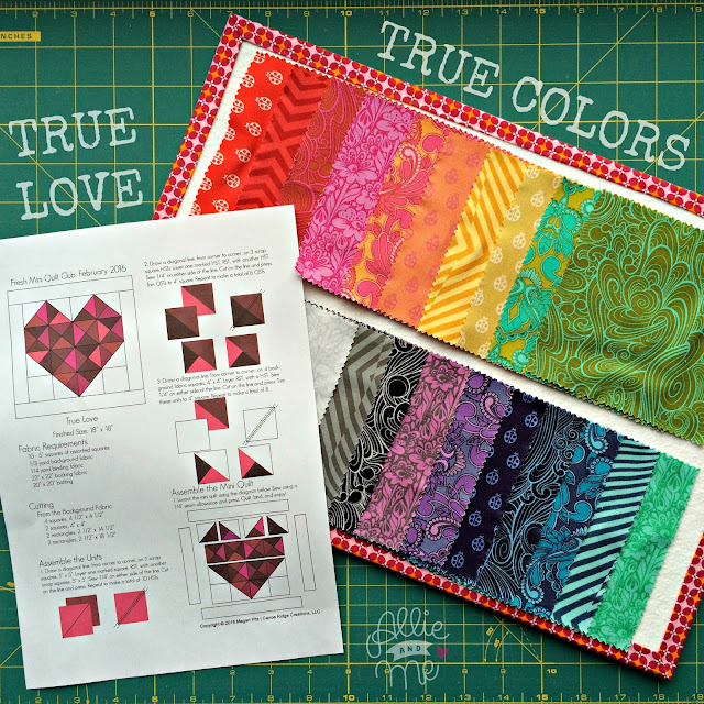 True Romance Enchanting Schemes To Keep You Cosy This: Allie And Me Design: True Love And True Colors