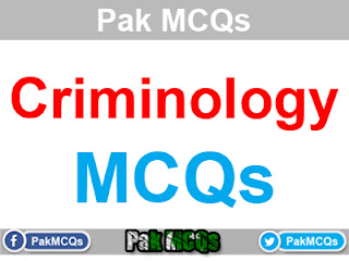 criminology mcqs, what is criminology, force jobs investigator mcqs