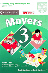 Cambridge Mover 3 - Student's Book - Answer Key - Cambridge