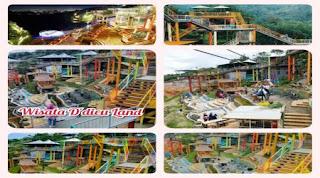 Wisata Indah Saat Booking Villa Istana Bunga D'dieu land punclut lembang