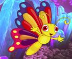 Play Games2rule Crystal Cave Butterfly Escape