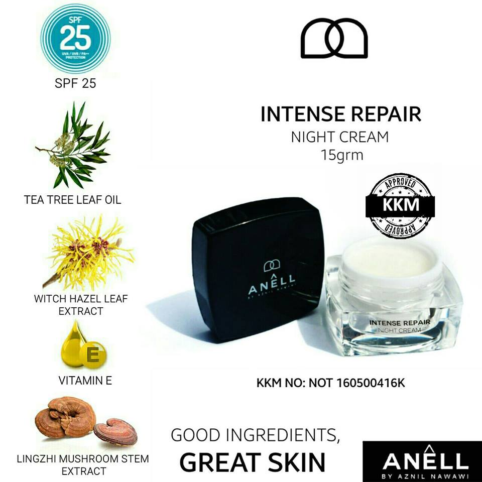 Namesherry Anell By Aznil Nawawi Tcash Lebaran April Skin Magic Snow Cushion This Is The 4th Step Of Care Steps We Dont Want To Forget Take Our In Night Repeat 1st And 2nd Do