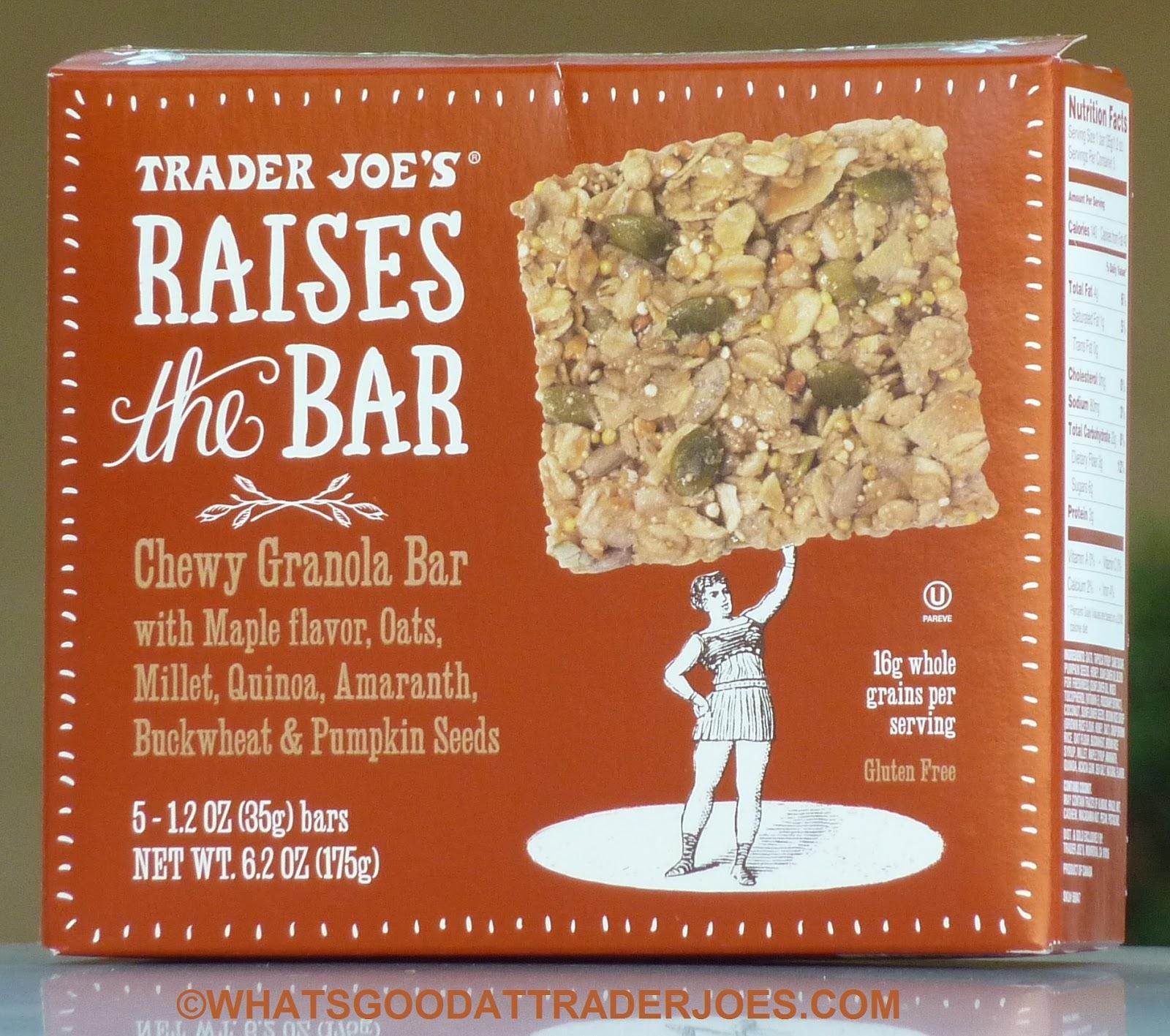 What\'s Good at Trader Joe\'s?: Trader Joe\'s Raises the Bar