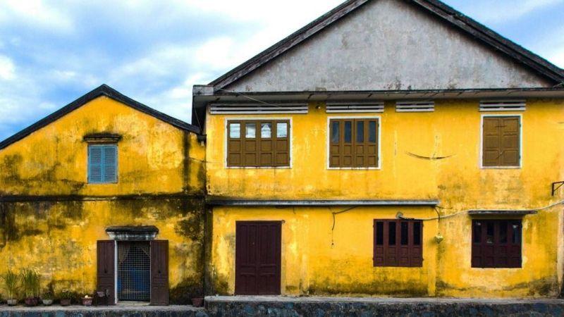 Hội An và vẻ đẹp quyến rũ của màu vàng