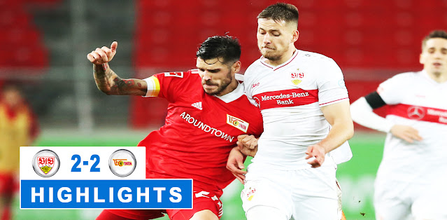 Stuttgart vs Union Berlin – Highlights