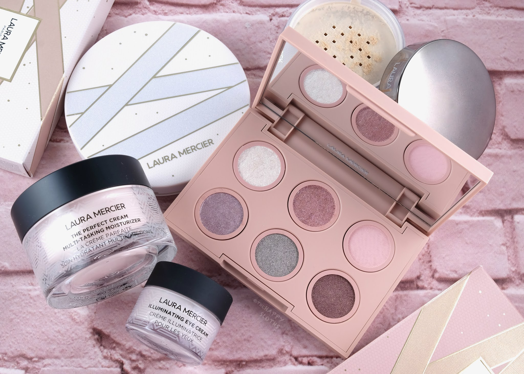 Laura Mercier | Holiday 2020 Ballet à Paris Collection: Review and Swatches