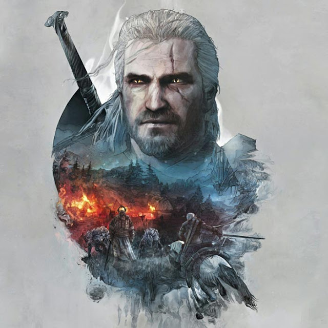 Geralt Of Rivia Wallpaper Engine