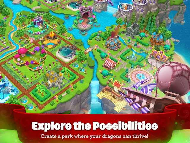 DragonVale World v1.25.0 MOD