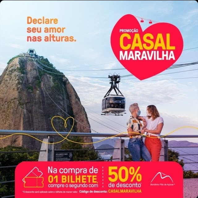 Blog Aapaixonados por Viagens - Campanha O Rio não Para