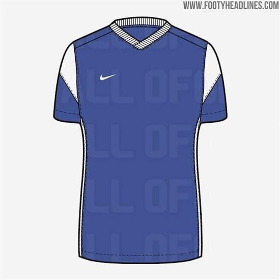 New Nike 2021 Teamwear Kit Leaked 21 22 Template Footy Headlines