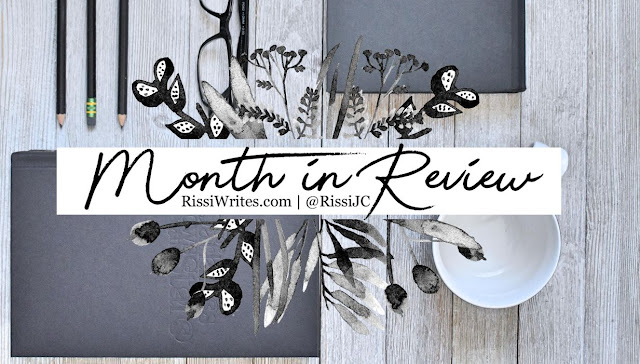 Month in Review | December 2017 + #Booktube Talk