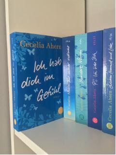 """""""Ich hab dich im Gefühl"""" Cecelia Ahern, fot. paratexterka ©"""