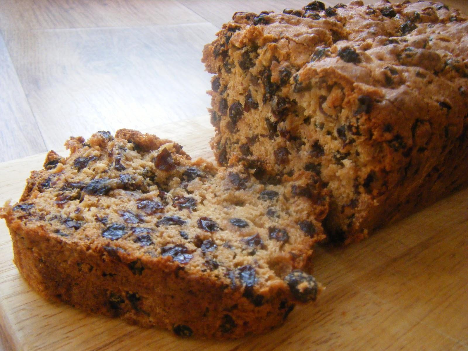 Cake Recipes Fruit Loaf