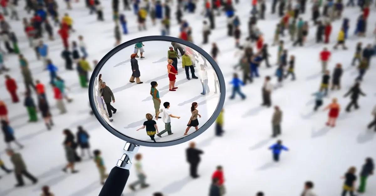 البحث عن الأشخاص