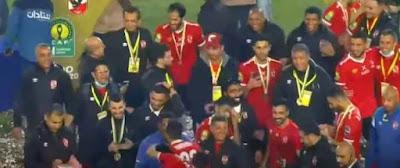الأهلى يحسم لقب دورى أبطال إفريقيا 2020 بعد الفوز على الزمالك 2-1