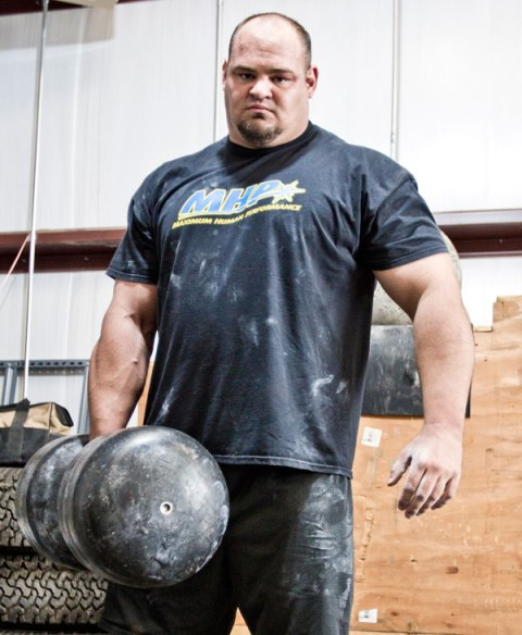 Brian Shaw World Strongest man Workout and Diet - Jason ...