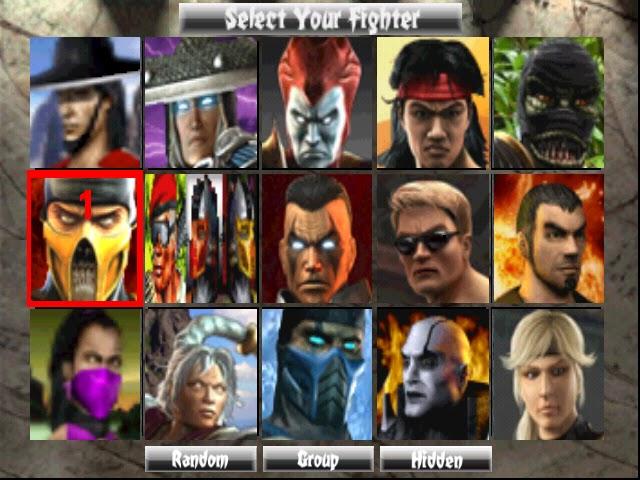 Mortal Kombat 4 Highly Compressed 38 MB ~ Marino-Pc