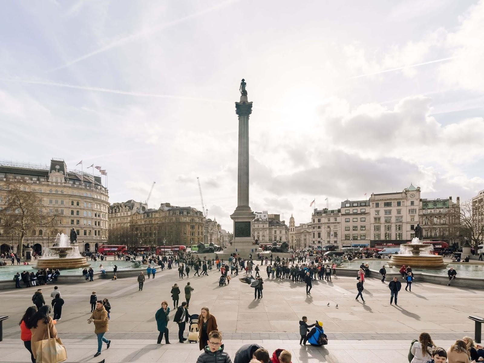 Londra'da Bir Günde Gezilebilecek Yerler