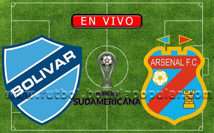 Bolívar vs. Arsenal