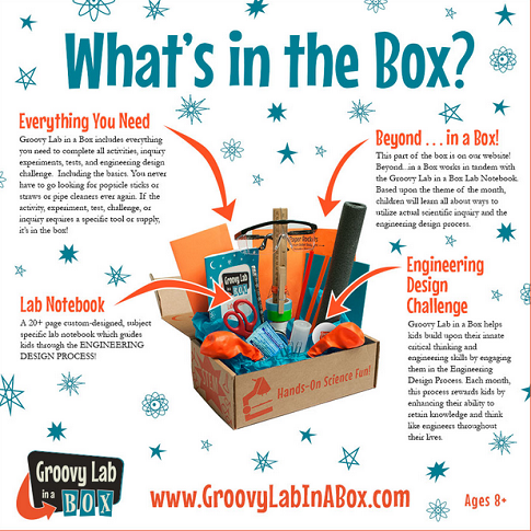 groovy lab in a box items 2