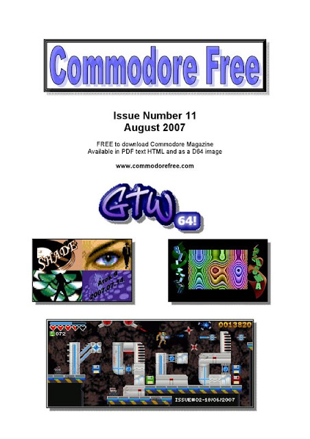 Commodore Free Magazine #011 (011)