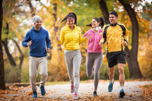 olahraga menurunkan berat badan