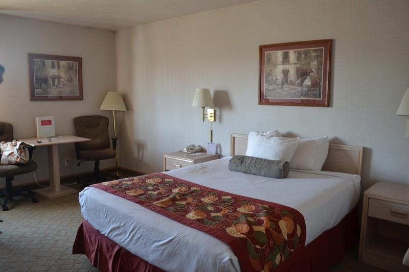 Idaho, Salt Lake City, Ramada Hotel