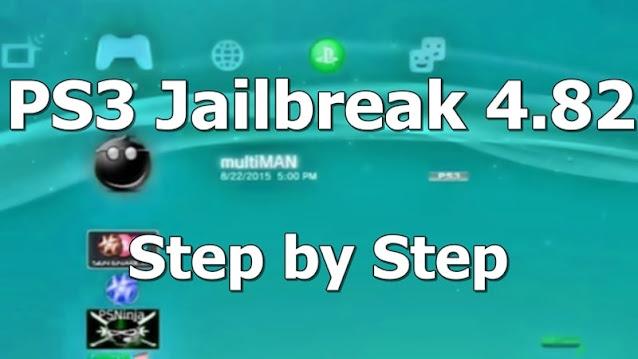 ps3 jailbreak 4.82