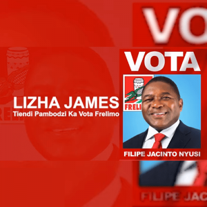 BAIXAR MP3 || Lizha James - Tiendi Pambodzi Ka Vota Frelimo || 2019