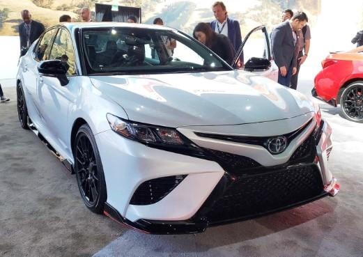 2020 Toyota Camry Trd Pro Australia