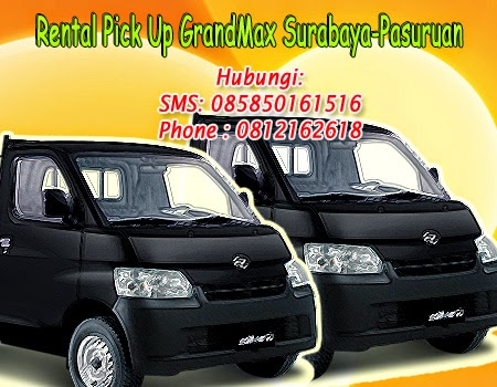 Rental Pick Up GranMax Surabaya-Pasuruan