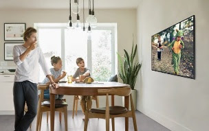 43 55 inches medium sized tv that is great for small families img