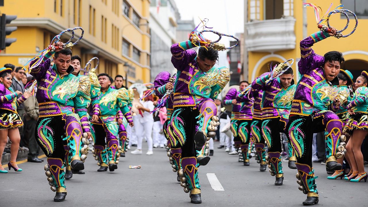 Las Danzas Peruanas