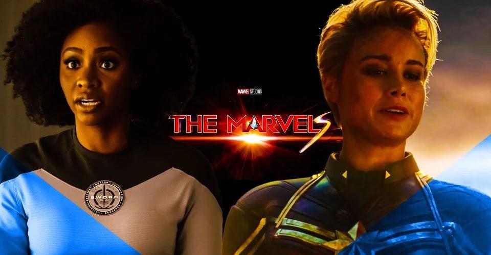 The Marvels | Caption Marvel 2 | Caption Marvel 2 Full Movie Hindi Dubbbed | The Marvels Full Movie Hindi Dubbbed
