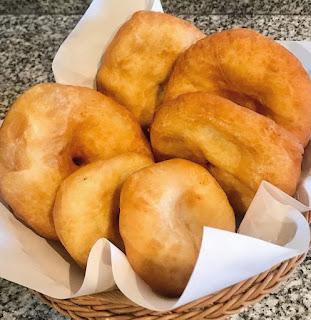 Torta Frita de Buenos Aires