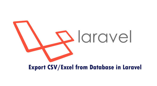 How to Export CSV/xls/xlsx from Model in Laravel | How to
