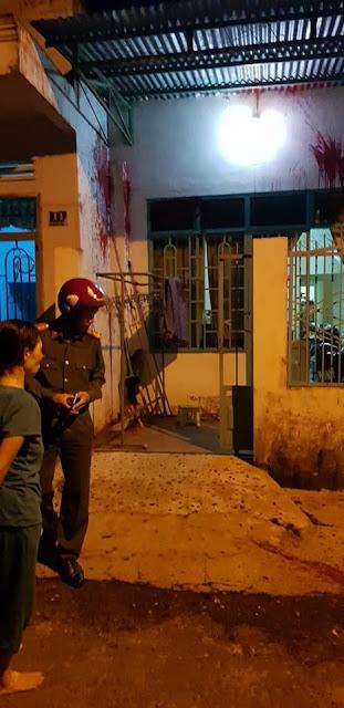 Công nhân đòi quyền lợi bị nhóm 4 thanh niên bịt mặt đến nhà khủng bố, đe dọa