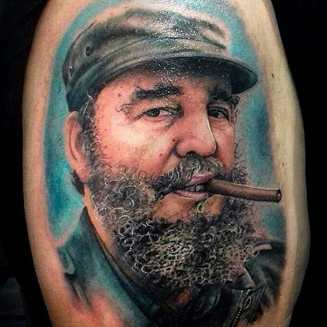 cheguevarra tattoo