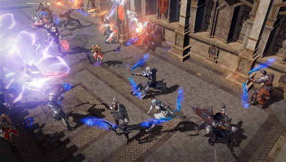 Lineage II: Revolution pvp